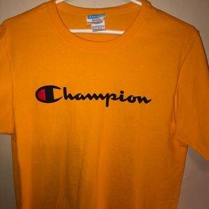 Honey yellow  champion T-Shirt